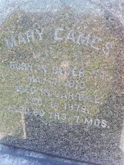 Maryette Mary <i>Eames</i> Thayer