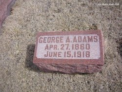 George Albert Adams