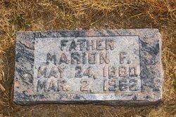 Marion Francis Dubbs