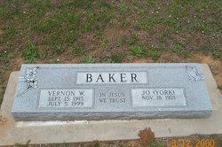Vernon Wayne Baker