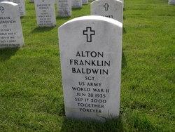 Alton Franklin Joe Baldwin