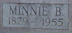 Minnie B. <i>Smith</i> Lang