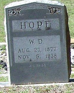 William D. Hope