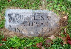 Charles W Alleman