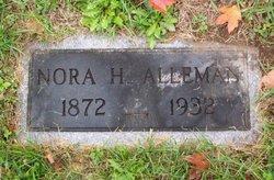 Nora Gertrude <i>Haas</i> Alleman