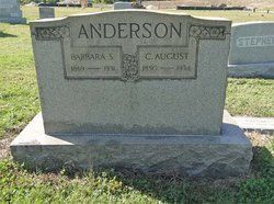 C August Anderson