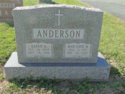 Aaron A Anderson