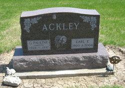 Earl E. Ackley
