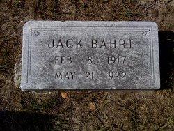 John Bahrt