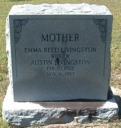 Emma Corene <i>Reed</i> Livingston