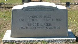 Americus Med Reed
