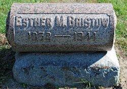 Esther Mary <i>Stoughton</i> Bristow