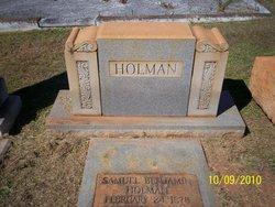 Samuel Benjamin Holman