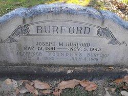 Florence <i>Pounders</i> Burford