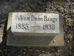 William Dean Bangs
