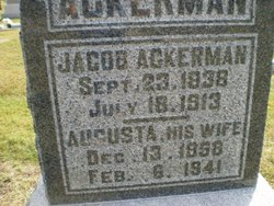 Augusta C. <i>Sorrell</i> Ackerman
