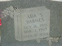 Ada S. Barnes