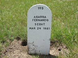 Fernando Agarra
