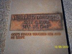 Joseph Willard Lunsford