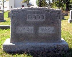 Lelia F. <i>Washington</i> Dodd