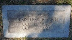 Doris Fern Alford