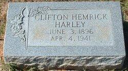 Clifton Hemrick Harley