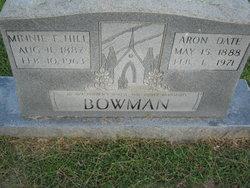 Aron Date Bowman