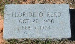 Floride <i>O'Brien</i> Reed