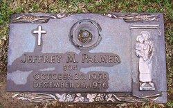 Jeffrey M Palmer