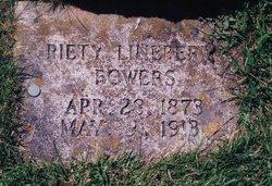 Piety <i>Lineberry</i> Bowers