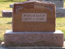 Anna M. Baker