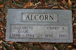 Elizabeth <i>Cook</i> Alcorn