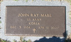John Ray Mabe