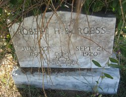 Robert Henry Burgess