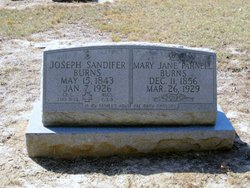 Joseph Sandifer Burns