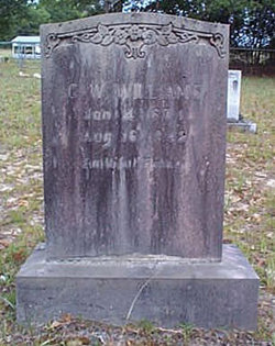 Charles W. Charlie Williams