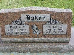 Della P. <i>Thomas</i> Baker