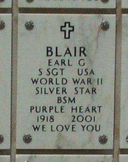 Earl Glenn Blair