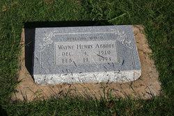 Wayne Henry Abbott