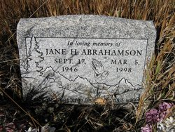 Jane H. Abrahamson