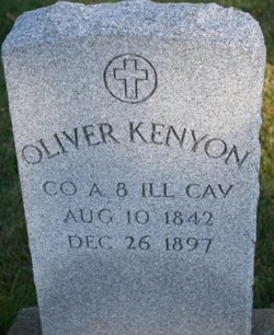 Pvt Oliver Kenyon