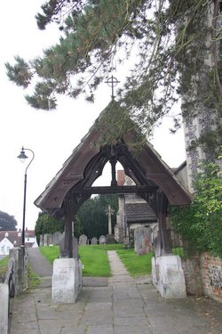 St Mary and St Nicholas Churchyard
