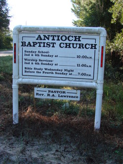 Antioch Church Cemetery