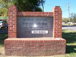 Benton Station Cemetery