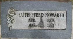Faith <i>Steed</i> Howarth