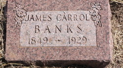 James Carroll J.C. Banks