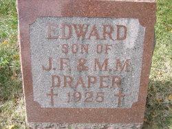 Edward Frederick Draper
