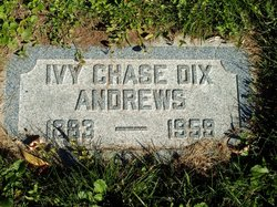 Ivy Chase <i>Dix</i> Andrews