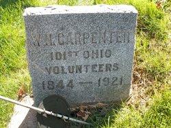 Pvt William H. Carpenter