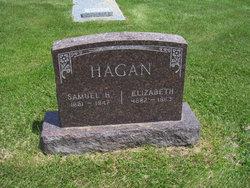 Hannah Elizabeth <i>Kindred</i> Hagan